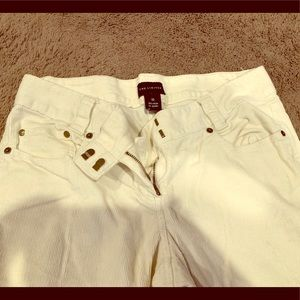 The limited size 10 bootcut courdoroy pants